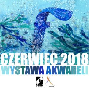Wystawa Akwareli 2018