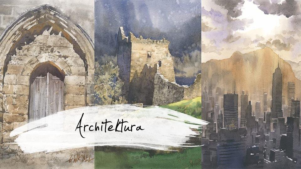 Kurs-architektura-akwareli-online-akwarela-eu-1
