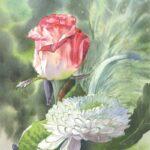 Kurs-internetowy-akwareli-kwiaty-akwarela-eu